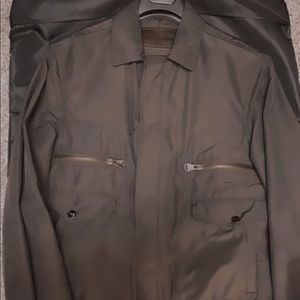 Salvatore Ferragamo bomber jacket